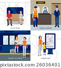 Subway People Design Concept 26036401