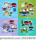 set, concept, car 26038646