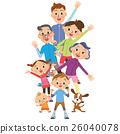 三代家庭做體操 26040078