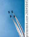 編隊飛行 藍色衝擊波 航空節 26045645