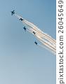 藍色衝擊波 航空節 空中特技 26045649
