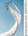 藍色衝擊波 航空節 空中特技 26045651