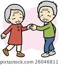舞 舞蹈 跳舞 26046811