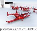 红 红色 创新 26048912
