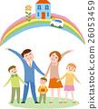 彩虹和家人和家人 26053459
