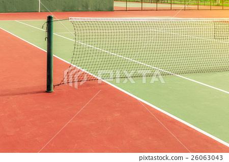 old tennis court 26063043