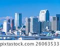 东京城市景观 26063533