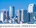 东京城市景观 26063534
