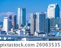 东京城市景观 26063535