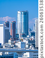 东京城市景观 26063538