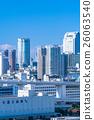 东京城市景观 26063540