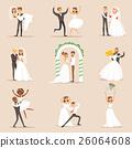couple, marriage, wedding 26064608