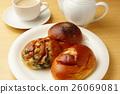 面包 小甜面包 丹麦甜糕饼 26069081