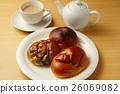 麵包 小甜麵包 丹麥甜糕餅 26069082