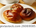 baker, bread, danish pastry 26069085