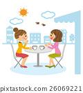 打開咖啡館女朋友 26069221