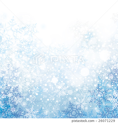 雪水晶背景材料 26071229