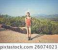 Person Traveler Travel Destination Concept 26074023