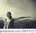 Person Traveler Travel Destination Concept 26074127