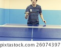 Table Tennis Ping-Pong Sport Activity Concept 26074397