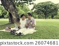 Senior Couple Leisure Outside Concept 26074681