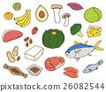 食品 原料 食材 26082544