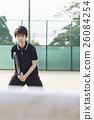 网球 运动 网球拍 26084254