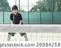 网球 运动 网球拍 26084258