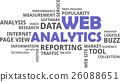 word cloud - web analytics 26088651