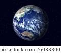 地球儀 土地 土 26088800
