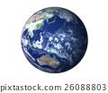 earth, globe, planet 26088803