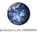 earth, globe, america 26088806