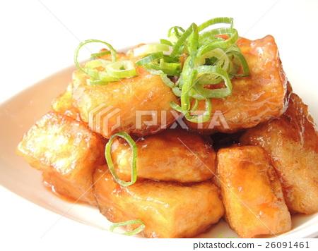 Teriyaki of tofu 26091461