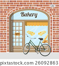 Bakery shop. 26092863