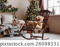 Calm image of interior modern home living room 26098331