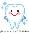 牙齿 齿轮 人物 26099610