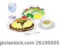 食物 食品 進餐 26100005