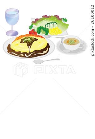 食物 食品 進餐 26100012