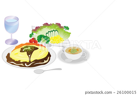 밥, 식사, 점심 26100015