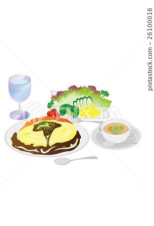 食物 食品 進餐 26100016