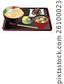 食物 食品 进餐 26100023