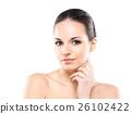 skin, face, woman 26102422
