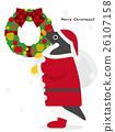 企鵝 聖誕老人 聖誕老公公 26107158