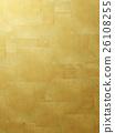 背景材料 背景素材 黄金 26108255