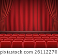 curtain, show, seat 26112270
