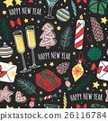 矢量 矢量图 圣诞节 26116784