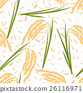 rice seamless pattern 26116971