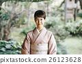 ผู้หญิงกิโมโน 26123628