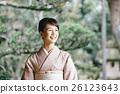 ผู้หญิงกิโมโน 26123643