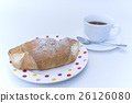 ฮอร์น / ขนมปัง 26126080